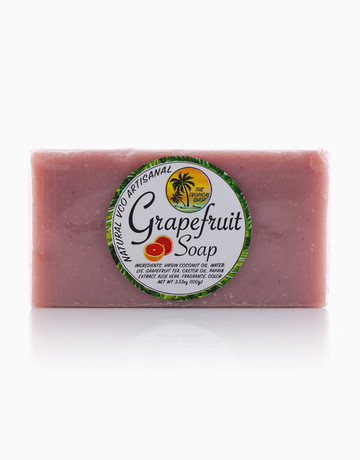VCO Grapefruit Soap by The Tropical Shop