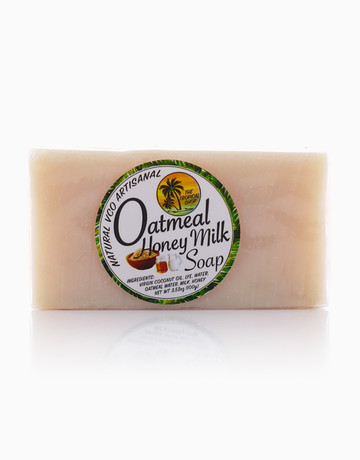 Oatmeal Honey Milk Soap by The Tropical Shop