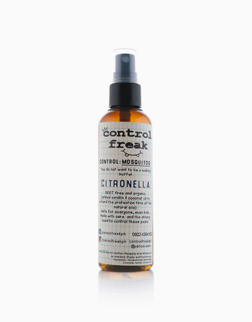 Mosquitos Citronella by Control Freak
