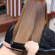 Brazilian Keratin Blowout by Beaucharm Derma and Salon