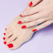 Classic Manicure and Pedicure by Skin Philosophie