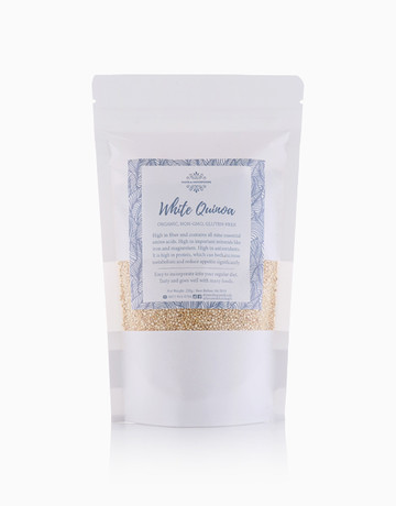 Organic White Quinoa (220g) by Manila Superfoods