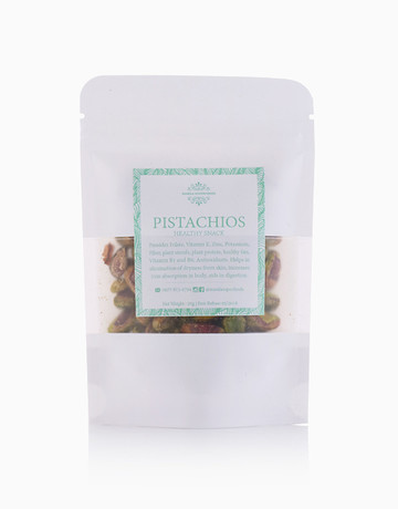 Pistachios (50g) by Manila Superfoods