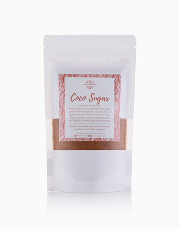 Coconut Sugar (160g) by Manila Superfoods