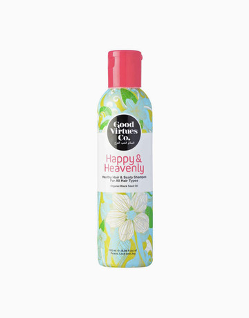 Healthy Shampoo (180ml) by Good Virtues Co