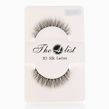 3D Silk False Eyelashes S009 by The A-List