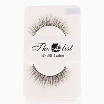 3D Silk False Eyelashes S002 by The A-List