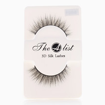 3D Silk False Eyelashes S001 by The A-List