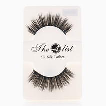3D Silk False Eyelashes S046 by The A-List