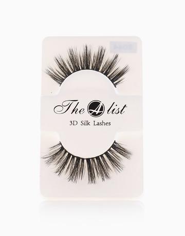 3D Silk False Eyelashes S044 by The A-List