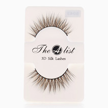3D Silk False Eyelashes S043 by The A-List