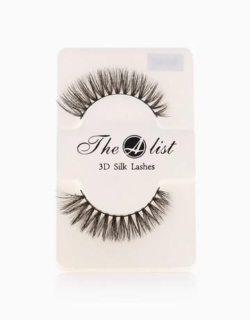 3D Silk False Eyelashes S040 by The A-List