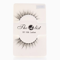 3D Silk False Eyelashes S031 by The A-List