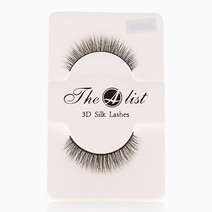 3D Silk False Eyelashes S028 by The A-List