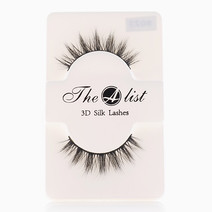 3D Silk False Eyelashes S023 by The A-List in