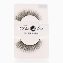 3D Silk False Eyelashes S022 by The A-List