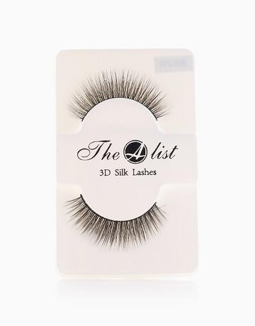 3D Silk False Eyelashes S020 by The A-List