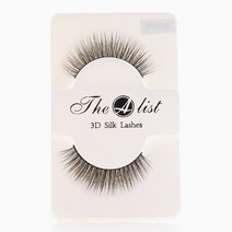3D Silk False Eyelashes S020 by The A-List