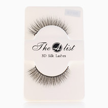 3D Silk False Eyelashes S018 by The A-List