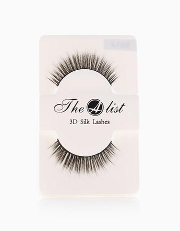 3D Silk False Eyelashes S014 by The A-List