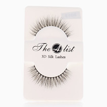 3D Silk False Eyelashes S013 by The A-List
