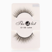 3D Silk False Eyelashes S012 by The A-List