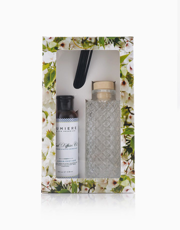 Reed Diffuser Set by Lumiere Organiceuticals