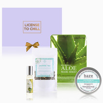 License to Chill Spa Gift Set by BeautyMNL