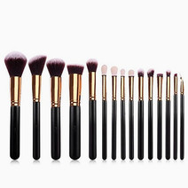 15pc. Professional Brush Set by Brush Work