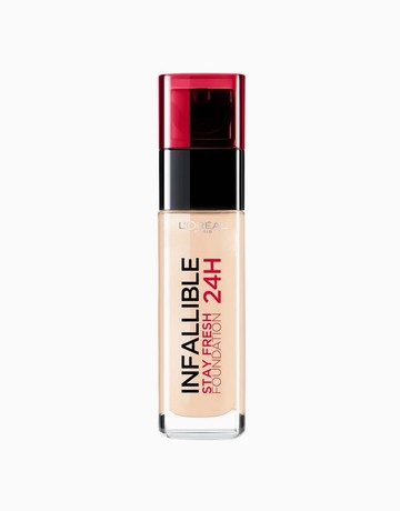 Infallible 24H Foundation by L'Oreal Paris
