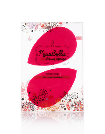 2-Piece Blotting Sponge by Miss Bella PH