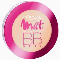 Matte BB Veil Pressed Powder by L'Oreal Paris