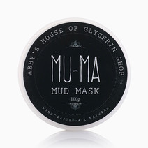 Muma Activated Charcoal and Clay Mask (100g) by Abby's House Of Glycerin