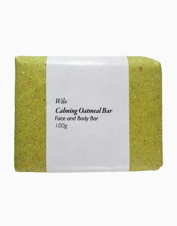 Calming Oatmeal Bar by Wilo Skin