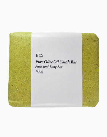 Pure Olive Oil Castile Bar by Wilo Skin