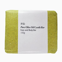 Wilo super natural skincare philippines pure olive oil castile bar wrap