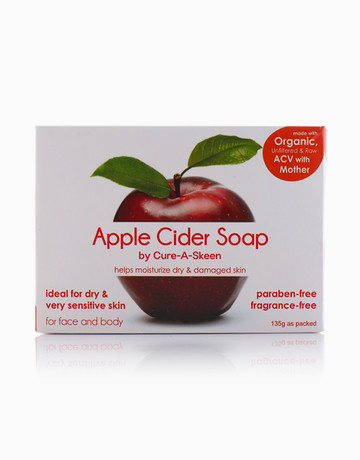 Apple Cider Soap (135g) by Cure-A-Skeen