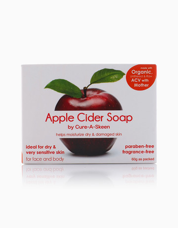 Apple Cider Soap (60g) by Cure-A-Skeen