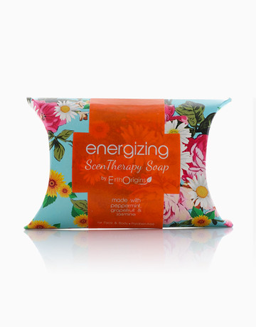 Energizing ScenTherapy Soap by Erth Origins