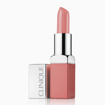 Clinique lip pop shade 01   nude pop