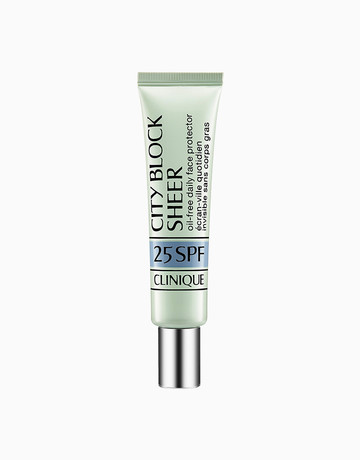 City Block Sheer SPF 25 by Clinique