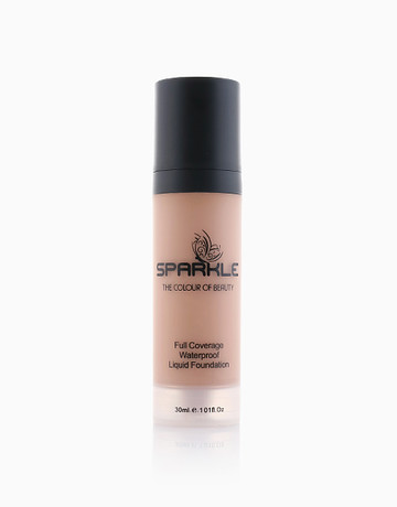 Liquid Coverage Foundation by Sparkle Cosmetiks