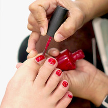 The List Pedicure by The List Salon Spa Dermatology