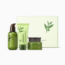 Green Tea Seed Serum Set by Innisfree
