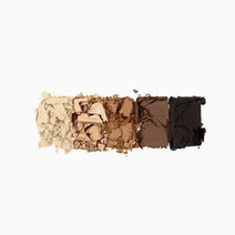 5 Color Matte Eyeshadow Palette by L.A. Colors