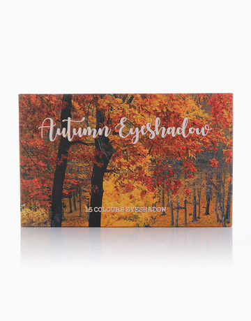 Autumn Eyeshadow Palette by DETAIL