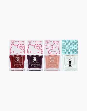 Sanrio Trio + Top Coat 2 by Happy Skin