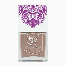 Express gel polish 2 in 1 base   color in queen of his heart (medium pink)