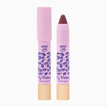 Happy skin (3 sanrio moisturizing matte lippie in berry good 2
