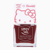 Gel Polish (Red Apples) by Happy Skin